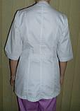 Медицинский костюм 3217 (коттон), фото 4