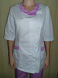 Медицинский костюм 3217 (коттон), фото 6