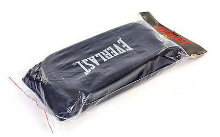 Защита для ног (голень+стопа) для тайского бокса с фиксатором EVERLAST MA-4613-R, фото 2