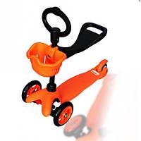 Самокат Explore SADDLER оранжевый, фото 1