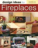 Design ideas for  fireplaces. Дизайнерские идеи для создания каминов