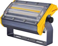 Необычный светодиодный прожектор от НАНОСВЕТ с испытанием в полевых условиях