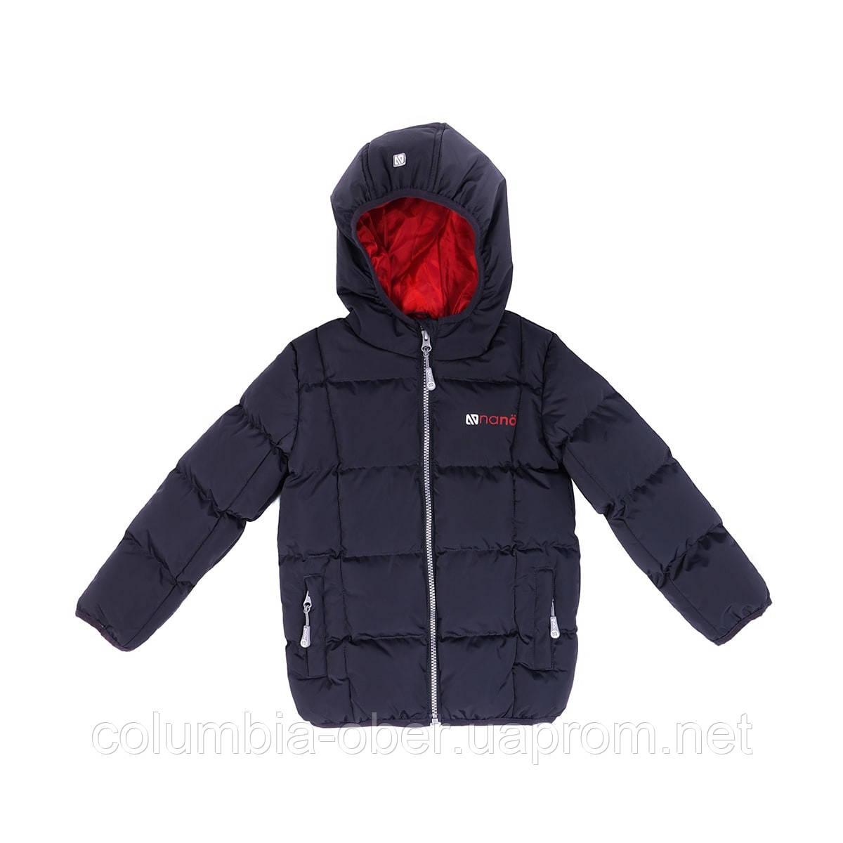 Демисезонная куртка для мальчика NANO 1251 M F16. Размеры 97 и 104.