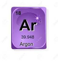 Аргон, 20-25 литров