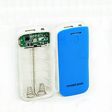 Павербанк USB зарядное устройство 2х18650 1А