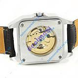Часы WINNER Skeleton Square Gold II Арт.:849, фото 3