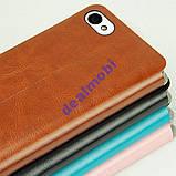 Кожаный чехол книжка MOFI для LenovoS90 Sisley+cти, фото 2