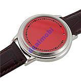 ABYSS Red сенсорные светодиодные часы  Арт. 544, фото 3
