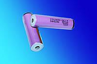 Li-ion аккумулятор Samsung ICR18650 26H 2600 mAh с защитой