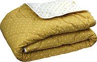 Шерстяное одеяло Коричневый