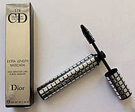 Подкручивающая тушь для ресниц Dior Extra Length Mascara DiorShow Unlimited 576