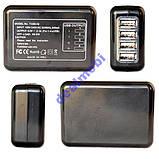 Сетевое зарядное устройство TC09iG 4xUSB 2.1Ач, фото 3
