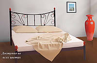 Кровать Калипсо 2 1200х1460х2080мм Металл-дизайн   140 металлическая
