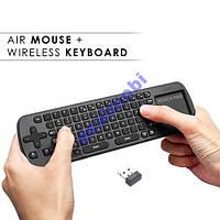 Measy RC12 Air Mouse + клавиатура для ТВ-Box