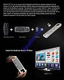 Measy RC12 Air Mouse + клавиатура для ТВ-Box, фото 7