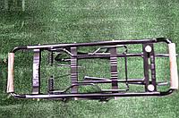Багажник для велосипеда алюминиевый черный