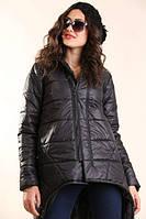 Женская стильная куртка на синтепоне , фото 1