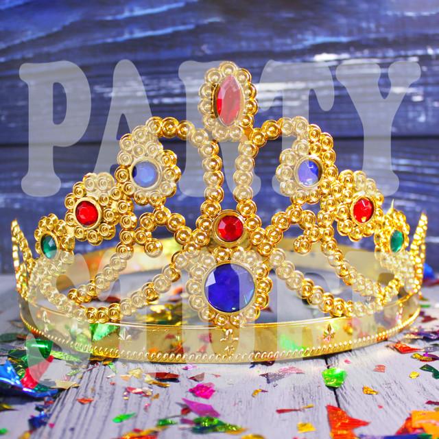 золотая корона королевы