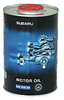 Оригинальное  синтетическое моторное масло O.E.M.for Subaru, FANFARO 1L
