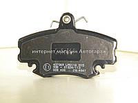 Тормозные колодки передние на Рено Логан 2004-2012 TRW (Германия) GDB400