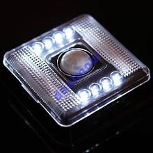 Светильник 8-LED c датчиком движения