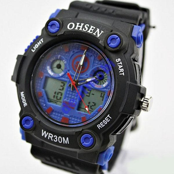 Ohsen Sport AD1006 (Blue) Арт.:631
