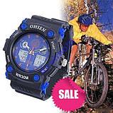 Ohsen Sport AD1006 (Blue) Арт.:631, фото 2