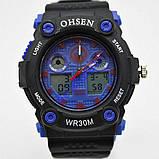Ohsen Sport AD1006 (Blue) Арт.:631, фото 3