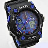 Ohsen Sport AD1006 (Blue) Арт.:631, фото 4