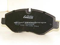 Тормозные колодки передние на Фольксваген Крафтер 30-35 2006-> ABE (Польша) C1M045ABE