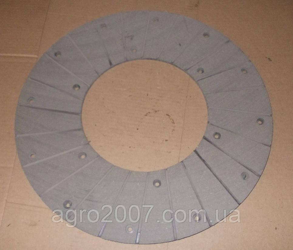 Накладка диска сцепления ЮМЗ (Трибо) 36-1604047