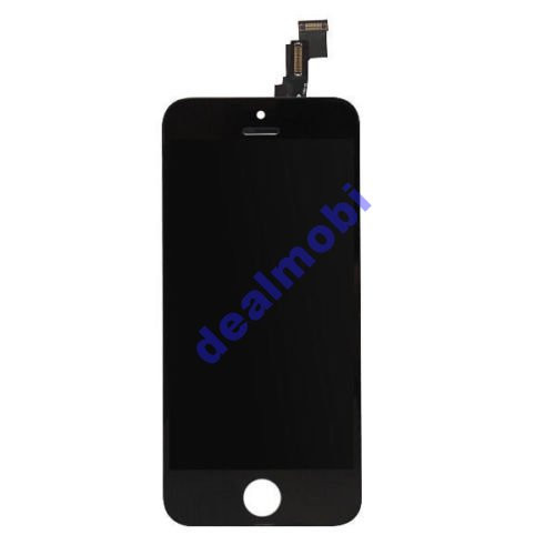 Модуль (Тачскрин + дисплей) LCD iPhone 5c Black