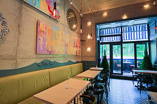Ресторан ''Pastoteka'' г. Киев