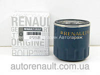 Фильтр маслянный  Рено Лоджи 1.5dCi (K9K 612/K9K 626/K9K 666) 2012> Renault (Оригинал) - 152089599R