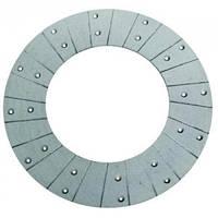 Накладка диска сцепления МТЗ и ЮМЗ-80 70-1601138
