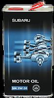 Оригинальное синтетическое моторное масло O.E.M.for Subaru, FANFARO 4L