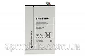 Акумулятор для планшета Samsung T700 Galaxy Tab S 8.4, T705 Galaxy Tab S 8.4 LTE, (Li-ion 3.8 V 4900mAh), (EB-BT705FBE)