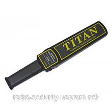 Ручной металлодетектор для охраны ТИТАН