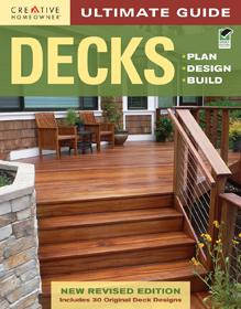 Дизайн интерьеров. Ultimate guide: decks: plan, design, build (4th edition). Основное руководство