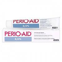 Зубная гель-паста сильный антисептик PERIO-AID DENTAID, 75 мл