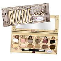 Палетка теней для век theBalm NUDE 'tude Eyeshadow Palette, фото 1
