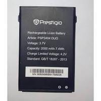 Аккумуляторная батарея для мобильного телефона Prestigio PAP 3404