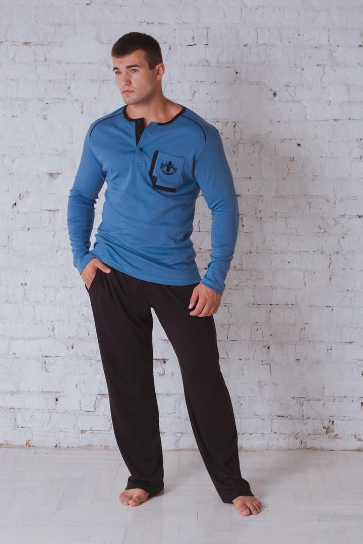 Bono Пижама мужская джинс 702