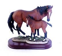 Статуэтка Семья лошадей LP-SM00136