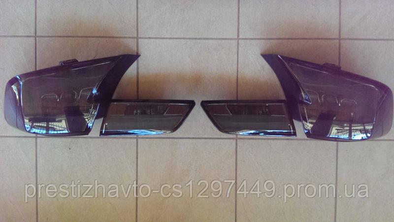 Задние диодные фонари Toyota Camry 50 (2011-2014) американская версия