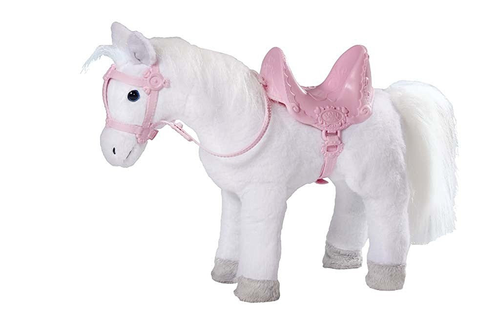 Лошадка для кукол Беби Борн интерактивная Baby Born  Zapf Creation 820346