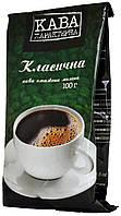 """Кофе молотый """"Кава Характерна"""" """"Класична"""" 100г."""