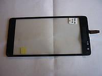 Тачскрин для Microsoft 535 Lumia Dual Sim (RM-1090) (CT2C1607FPC-A1-E), черный