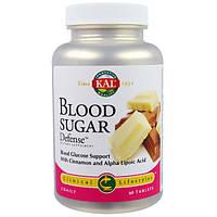 Blood Sugar 60 таб,  для снижения сахара в крови,  для поджелудочной железы KAL