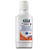 Ополаскиватель ротовой полости для детей GUM JUNIOR 7-12 лет, 300 мл